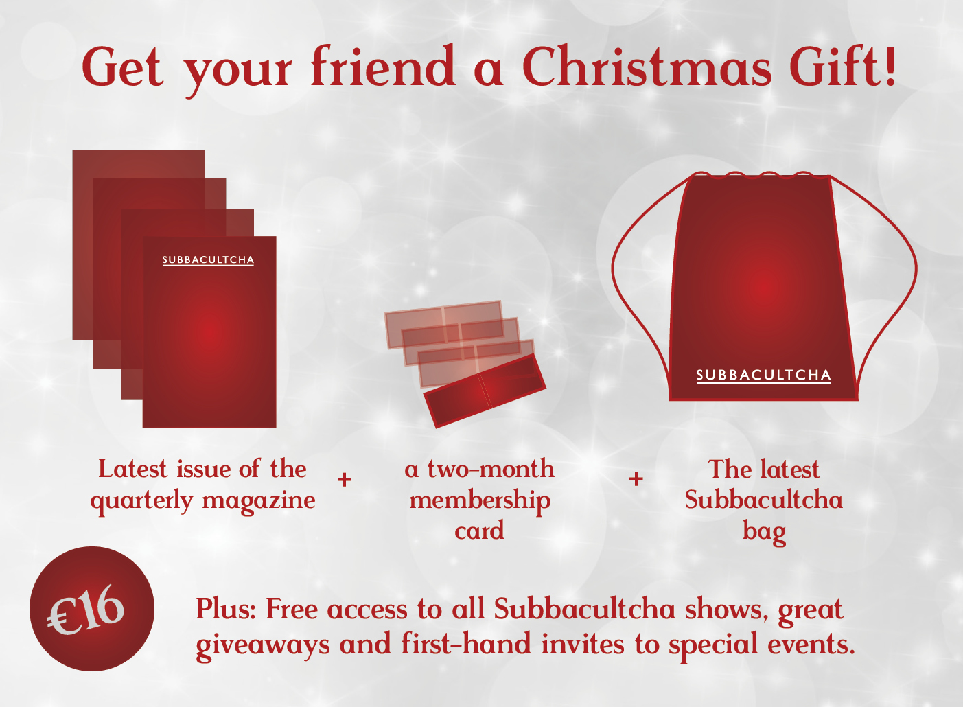 Christmas Gift » Subbacultcha