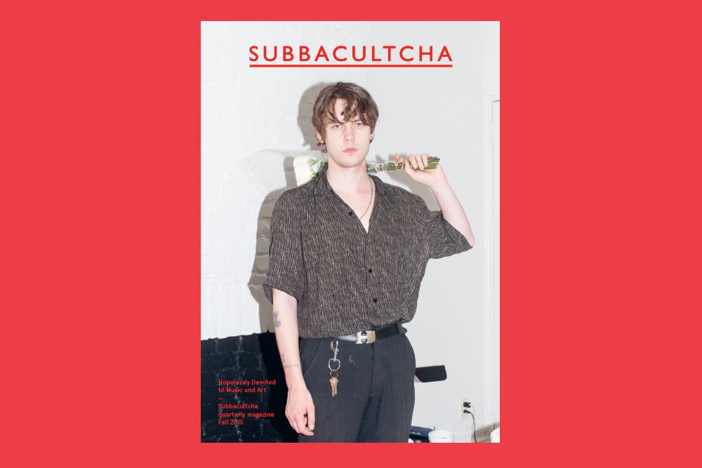 Subbacultcha Issue 01