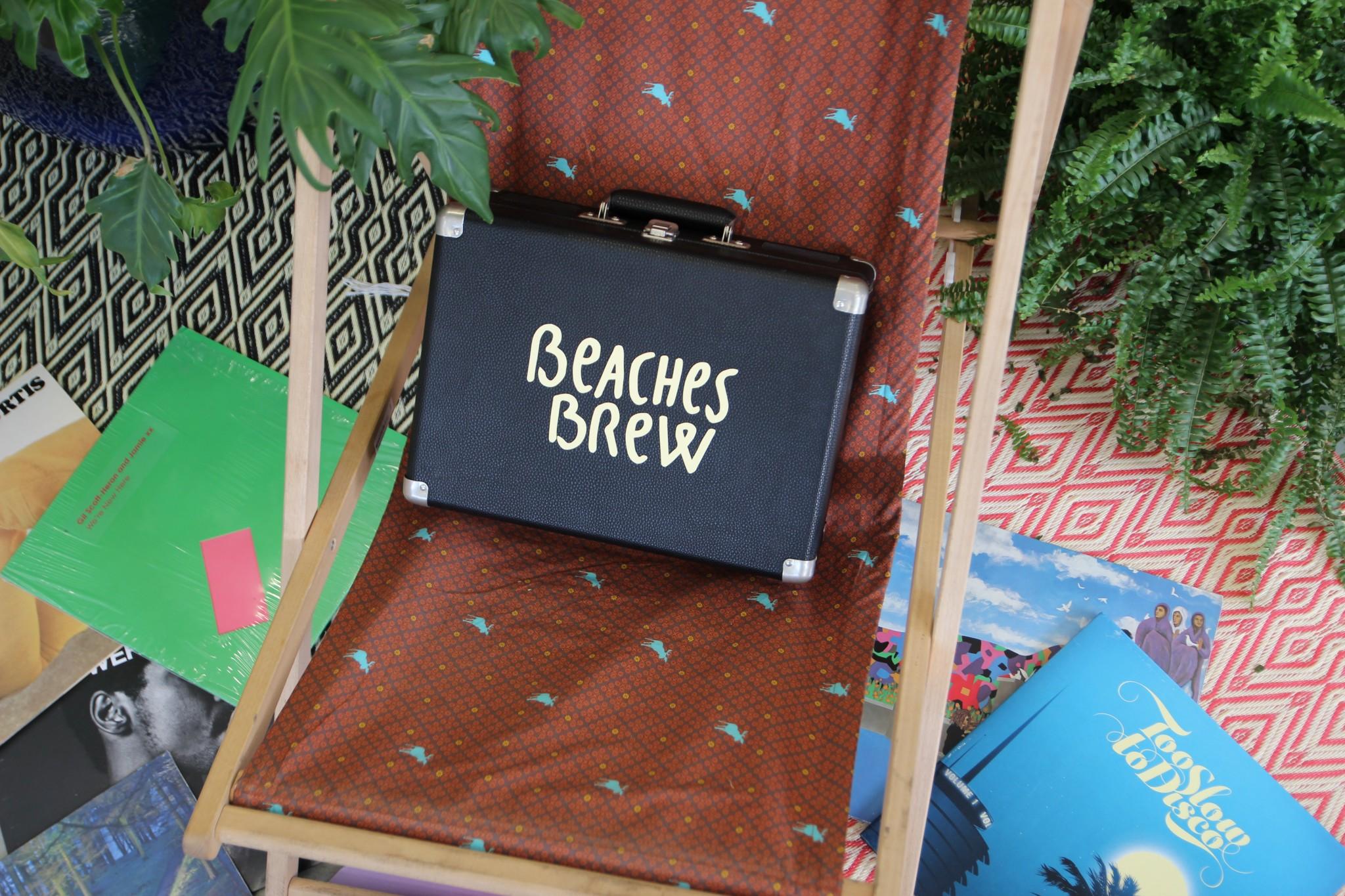 BEACHES BREW X CROSLEY V